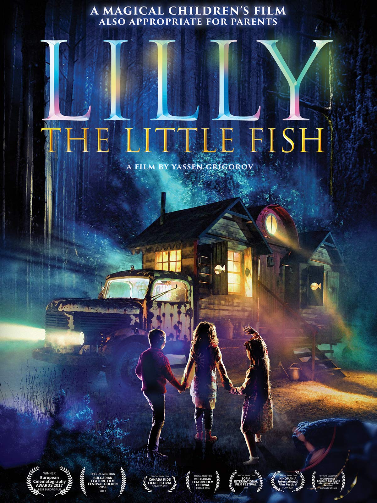 Lily and the Little Fish