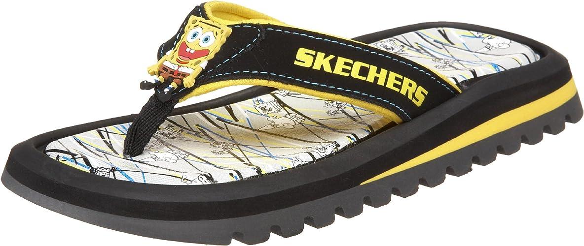 Skechers Little Kid Heatwaves-Spongebob