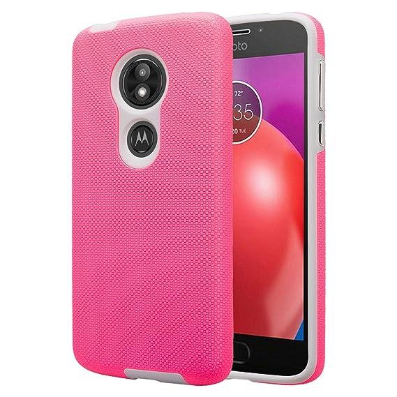 b906489d692 CoverLab Funda Protectora para Motorola Moto G6 Play, color Rosa:  Amazon.com.mx: Electrónicos
