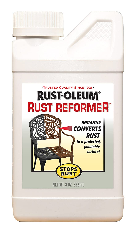 Hardener 8 oz pack of 6 automotive parts and accessories - Amazon Com Rustoleum 7830 730 8 Oz Metal Saver Rust Reformer Automotive