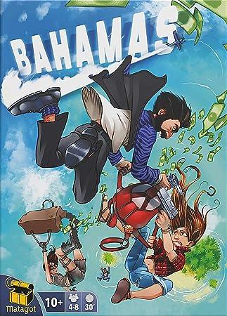 Matagot MTGBAH01EN Bahamas: Amazon.es: Juguetes y juegos