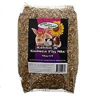 Rabbit & Guinea Pig Mix Pet Food 4kg Premium Quality Designed by Vets