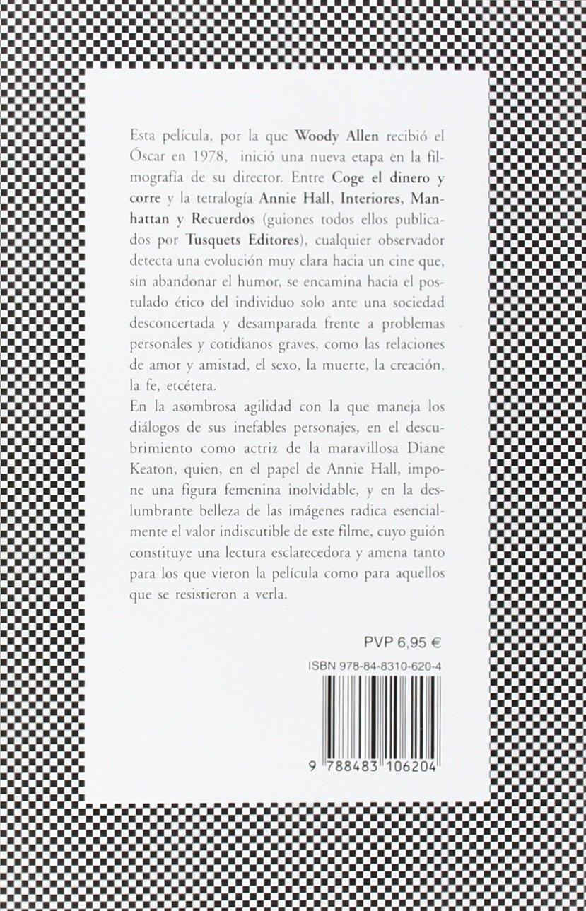 Annie Hall (Fabula (tusquets)): Amazon.es: Allen, Woody: Libros