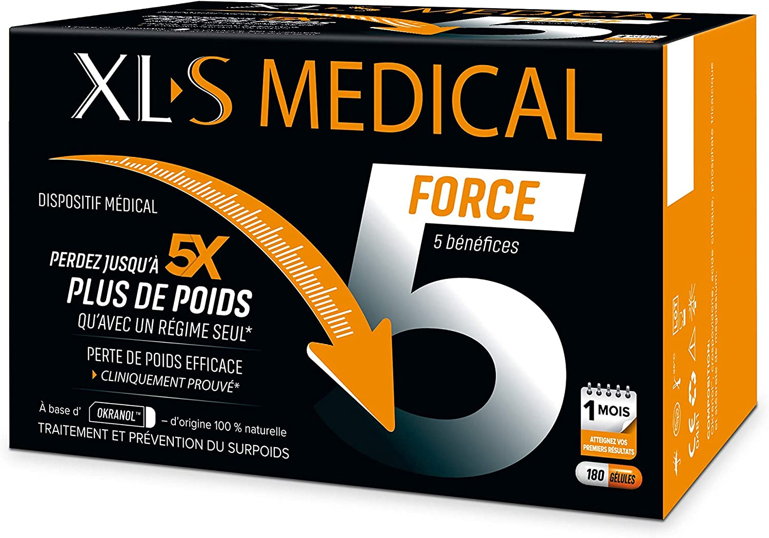 xls medical force 5 avis