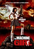 Machine Girl (Steelbook)(3D Star Metal Pack - Limited Edition)