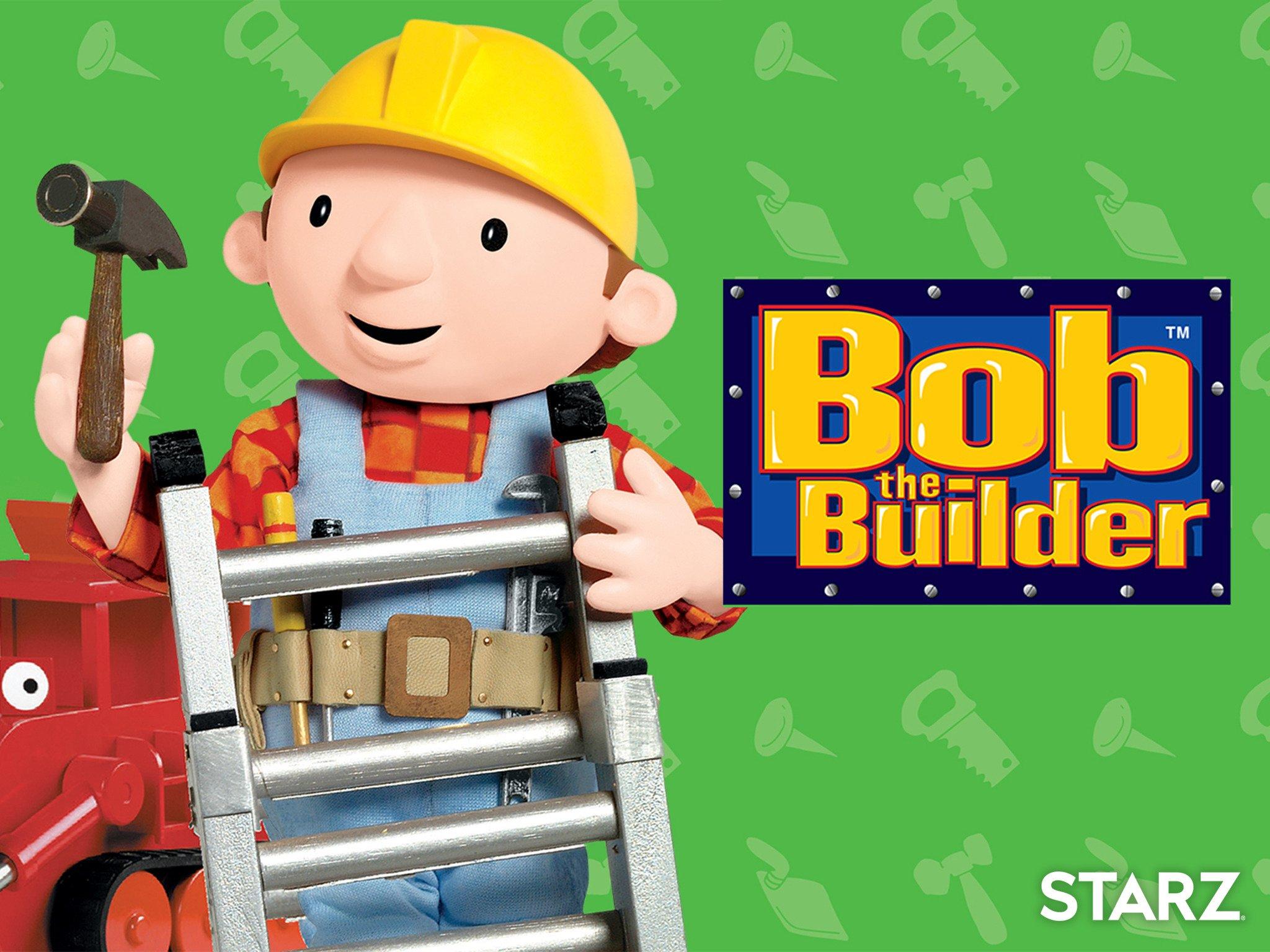 Amazon Com Watch Bob The Builder Prime Video