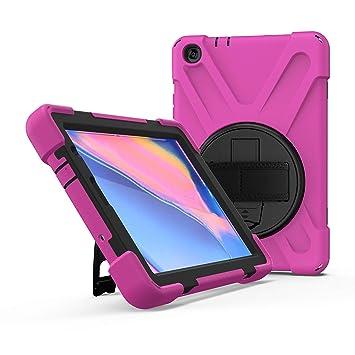 Amazon.com: Rosestar - Carcasa para Samsung Galaxy Tab A 8.0 ...
