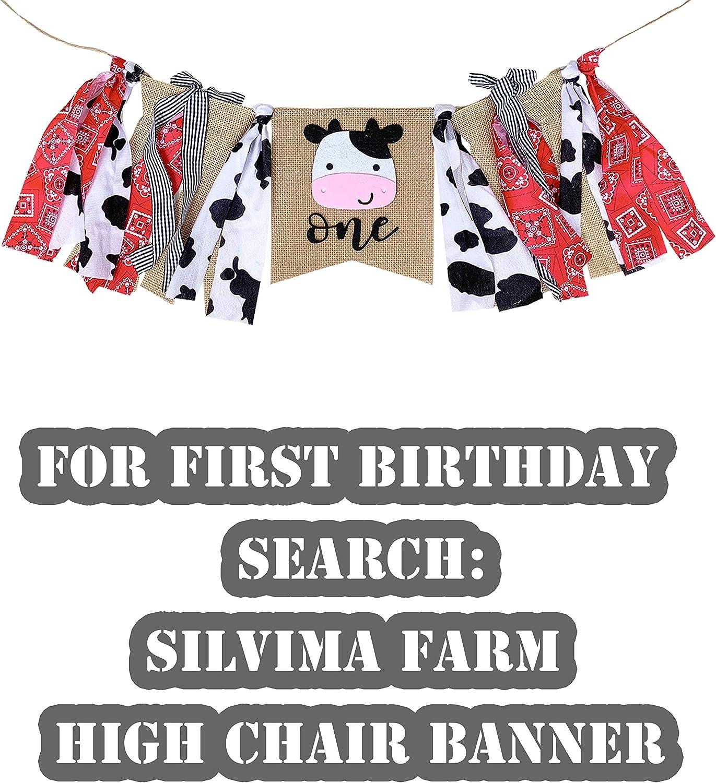 Photo Prop Farm Photo Prop Happy Birthday Banner Tractor Highchair Banner Farm Banner Farm Birthday