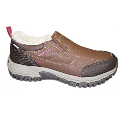 Merrell Women's Endersy Thermo Moc WTPF Slip On (8.5)