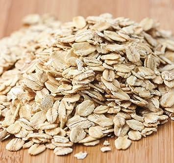 amazon com bulk old fashioned non gmo rolled oats 50 lb bag