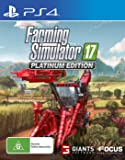Farming Simulator 17 Platinum Ed PlayStation 4