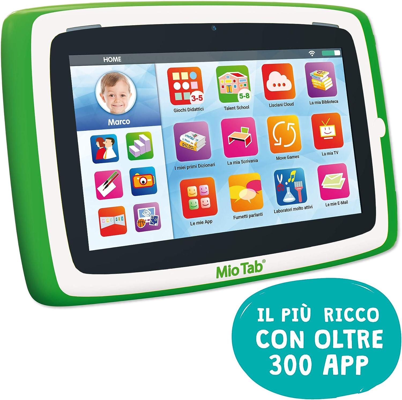 Lisciani Giochi Mio Tab 7 Preschool Tablet Prescolare Special Edition