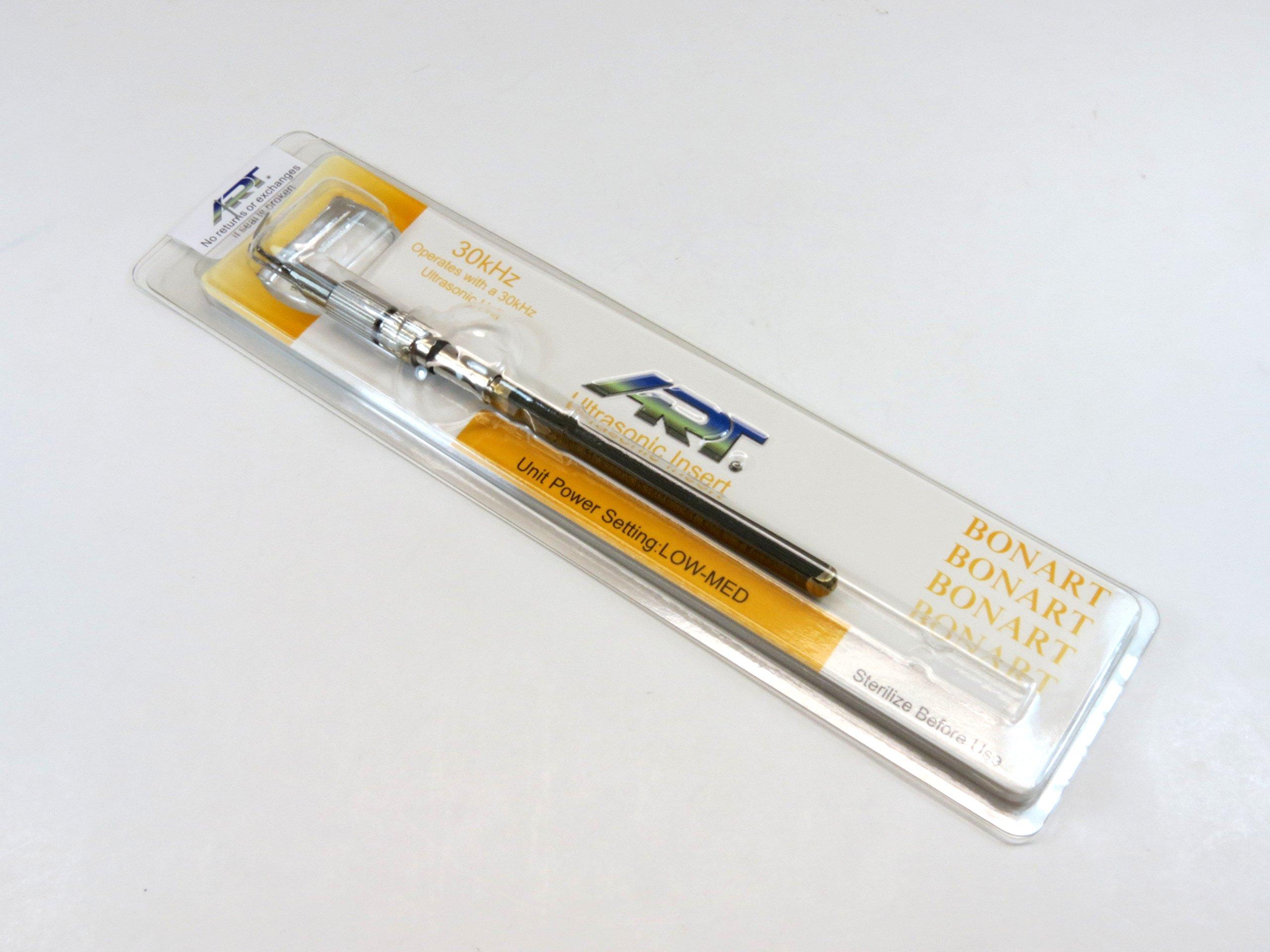 Dental Medical Cavitron Ultrasonic 30 kHz Insert P-100 Slim Series Tip BONART