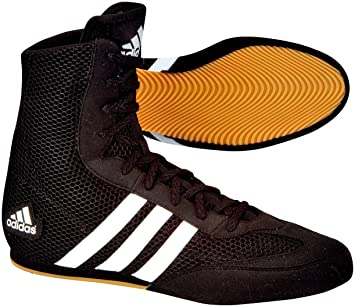 Anglaise 42 Chaussures Noirblanc 23 Boxe De 116373 Fr Adidas IHqwTT