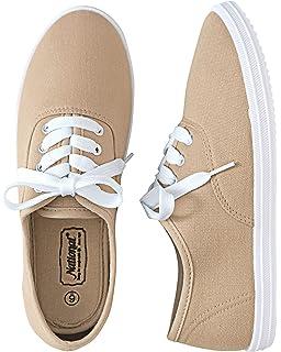 90cfff910f5 Amazon.com | Soho Shoes Women's Classic Canvas Sneaker Tennis Shoes ...