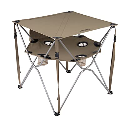 ALPS Mountaineering Eclipse Table, Khaki : Sports & Outdoors
