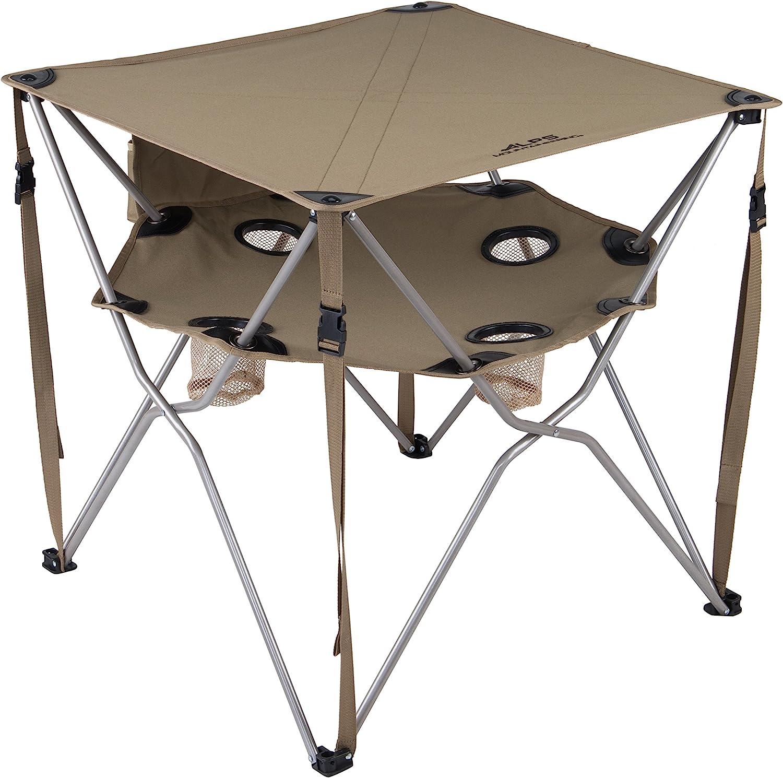 ALPS Mountaineering Eclipse Table, Khaki : Sports & Outdoors
