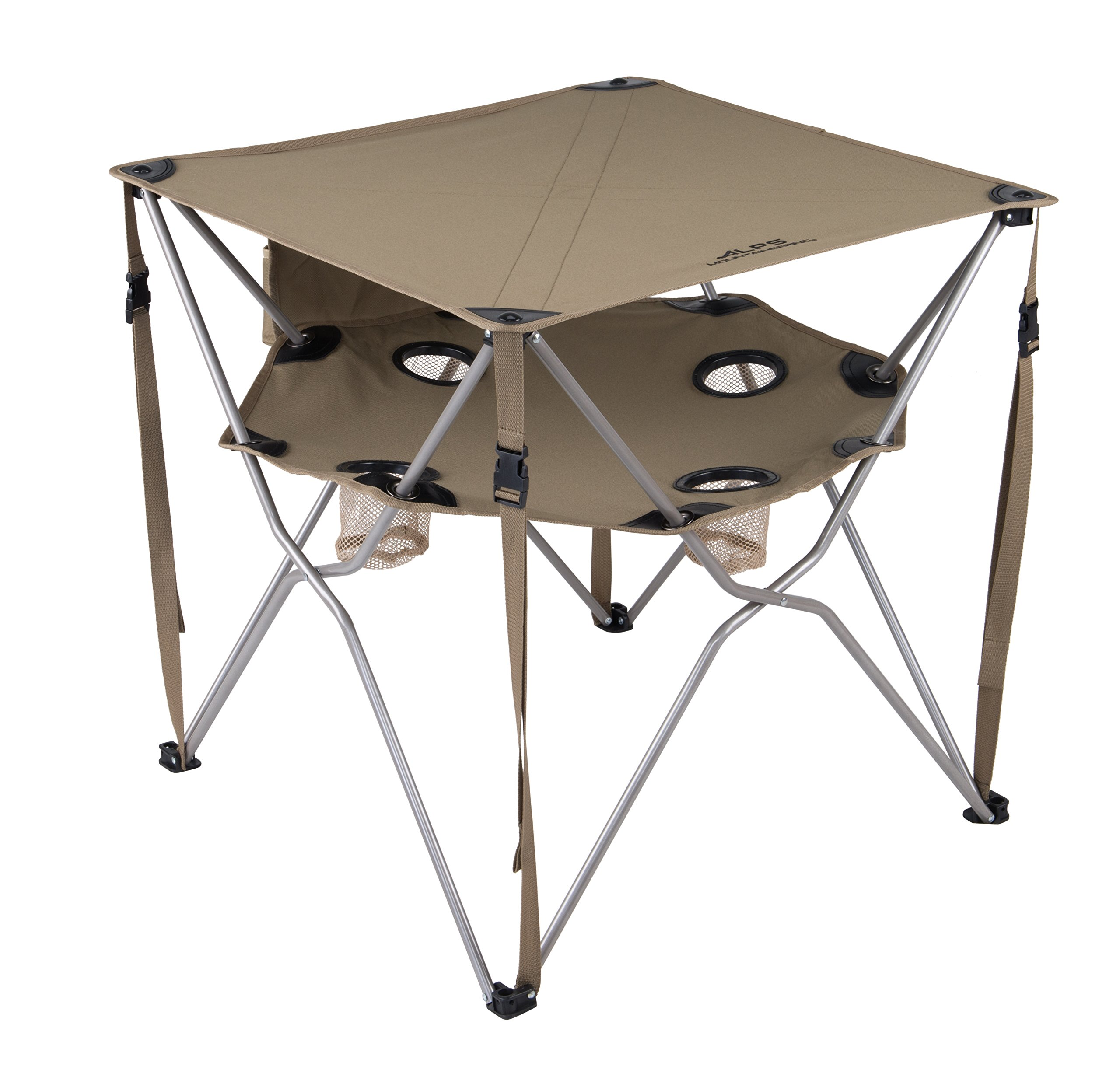 ALPS Mountaineering Eclipse Table, Khaki by ALPS Mountaineering