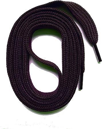SCHNÜRSENKEL flach TÜRKIS 60-240cm lang 2 Breiten Polyester Schuhband SNORS