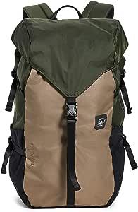 Herschel Supply Co. Men's Barlow Large Backpack, Dark Olive Multi, One Size