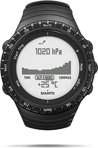Suunto Core Collection Digital Black Dial Unisex Watch - SS018734000