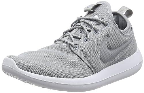 NIKE Roshe Two Women s Shoes Wolf Grey Wolf Grey 844931-001 (11 B(M ... 7da0452e6