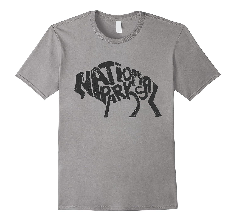 National Parks Buffalo Shirt-TH
