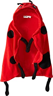 Kidorable Girls Ladybug Towel