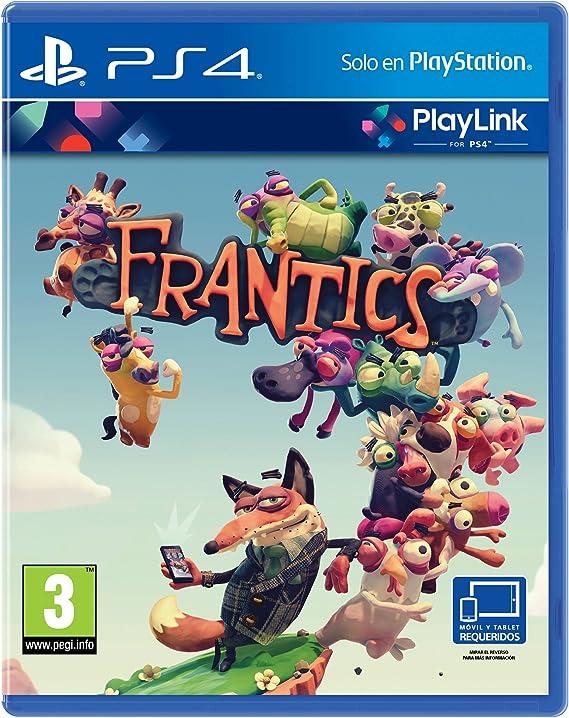 Frantics: Amazon.es: Videojuegos