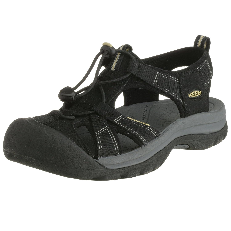 KEEN Women's Venice H2 Sandal B000G02MYQ 9.5 B(M) US|Black