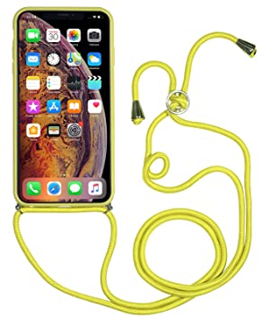 coque iphone xs avec collier