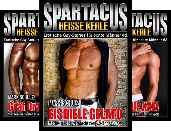 SPARTACUS - Erotische Gay Stories für echte Männer: Schulz