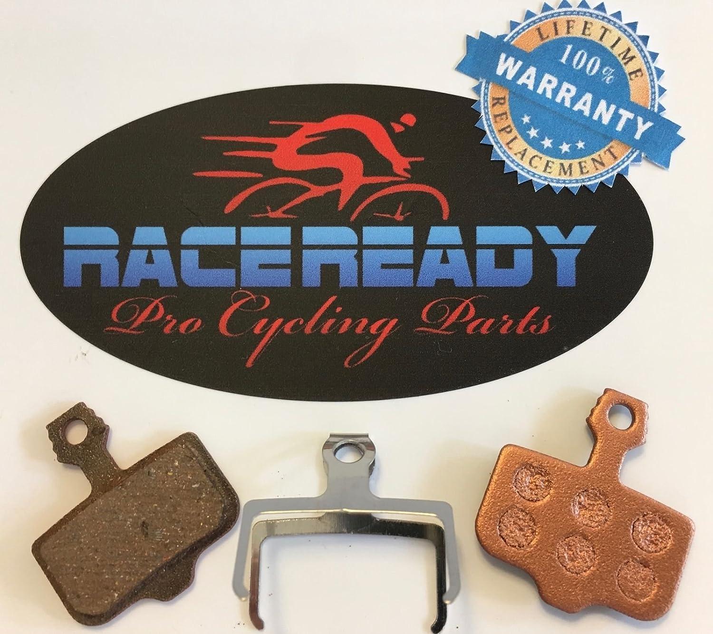 race-readyディスクブレーキパッド。。Mag、SRAM、dca579、m10、Avid Elixir R、CR、CR 1 – 9 B077SRJTHH