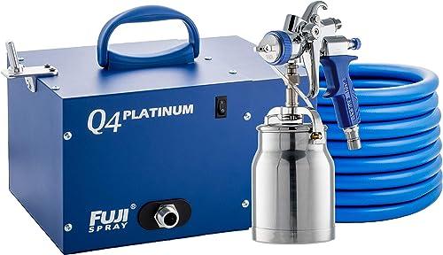 Fuji 3004-T70 Q4 PLATINUM – T70 Quiet HVLP Spray System