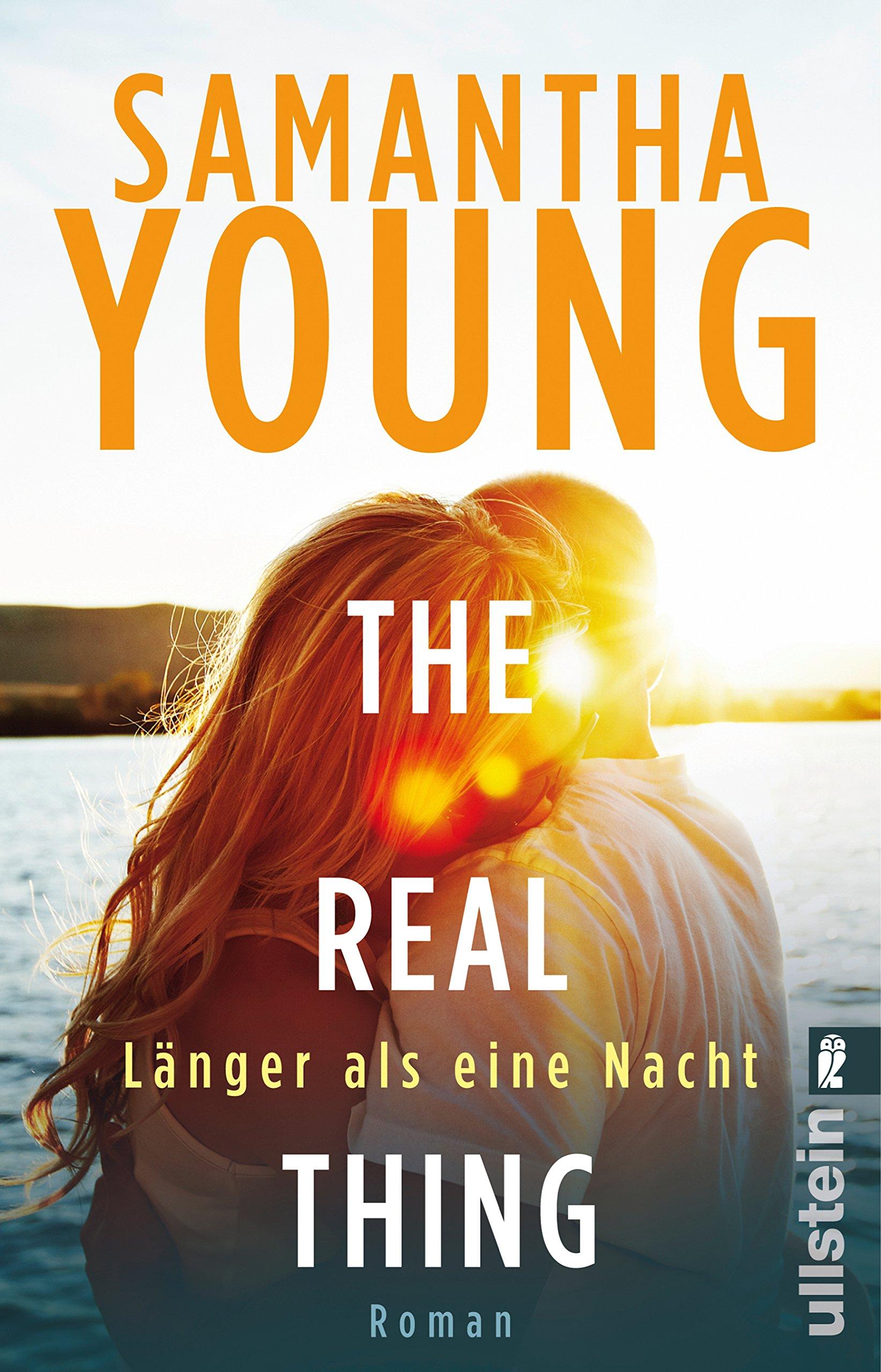 The Real Thing - Länger als eine Nacht: Roman (Hartwell-Love-Stories, Band 1)