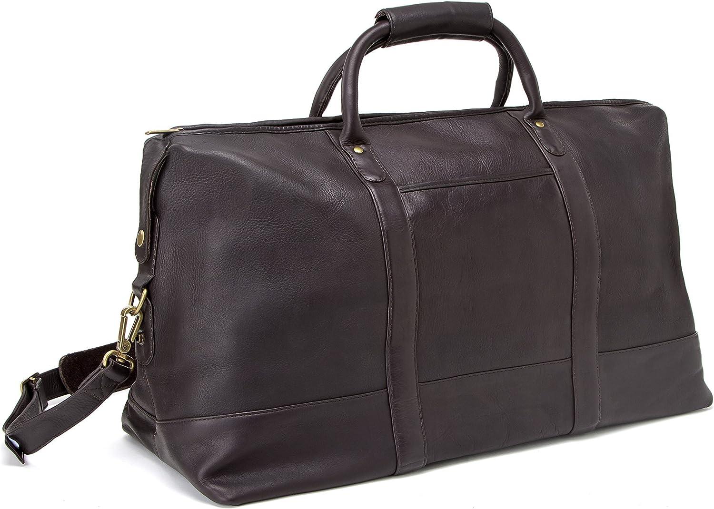 LeDonne Leather Classic Duffel – 27 Inches