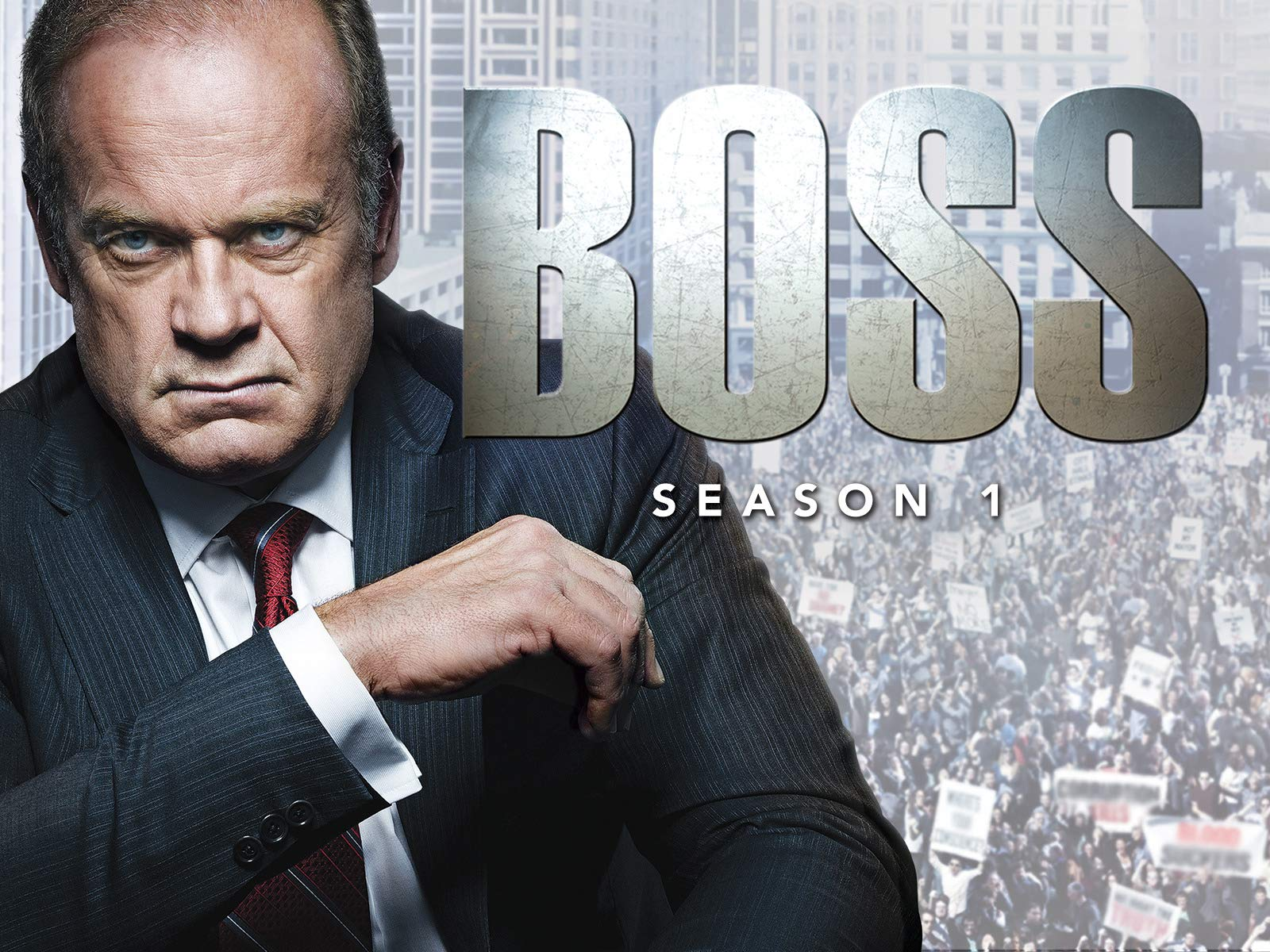 Boss on Amazon Prime Video UK