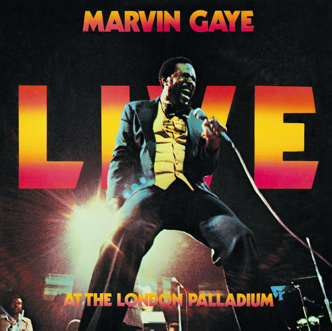 CD : Marvin Gaye - Live at the London Palladium