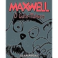 Maxwell, O Gato Mágico - Volume Único