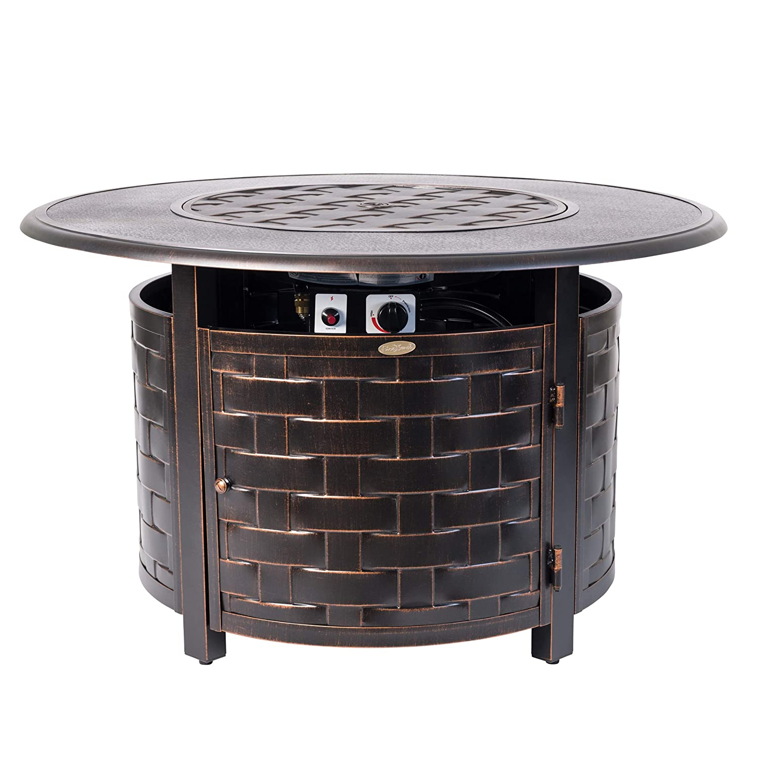 consumer reports best fire pits