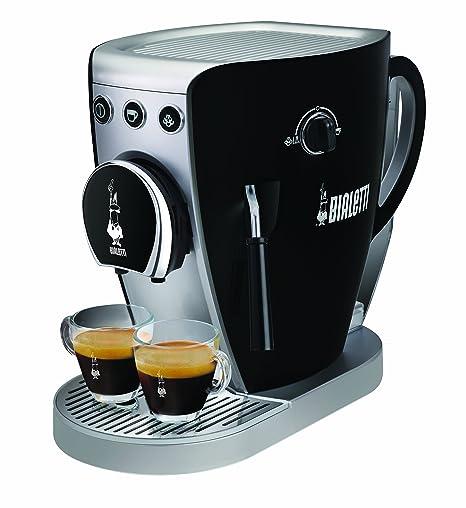 Bialetti - Cafetera con sistema abierto Tazzissima negro