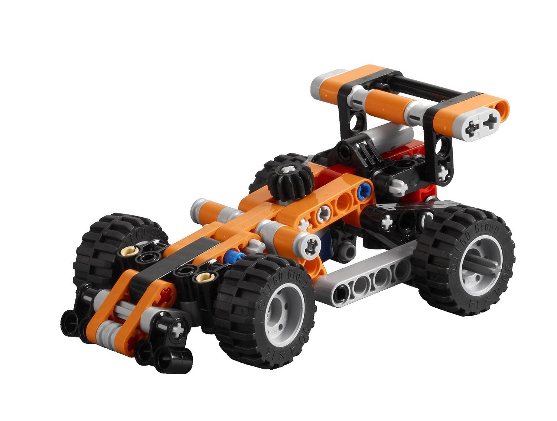 Lego Technic Mini Tow Truck 9390 Amazon Toys Games