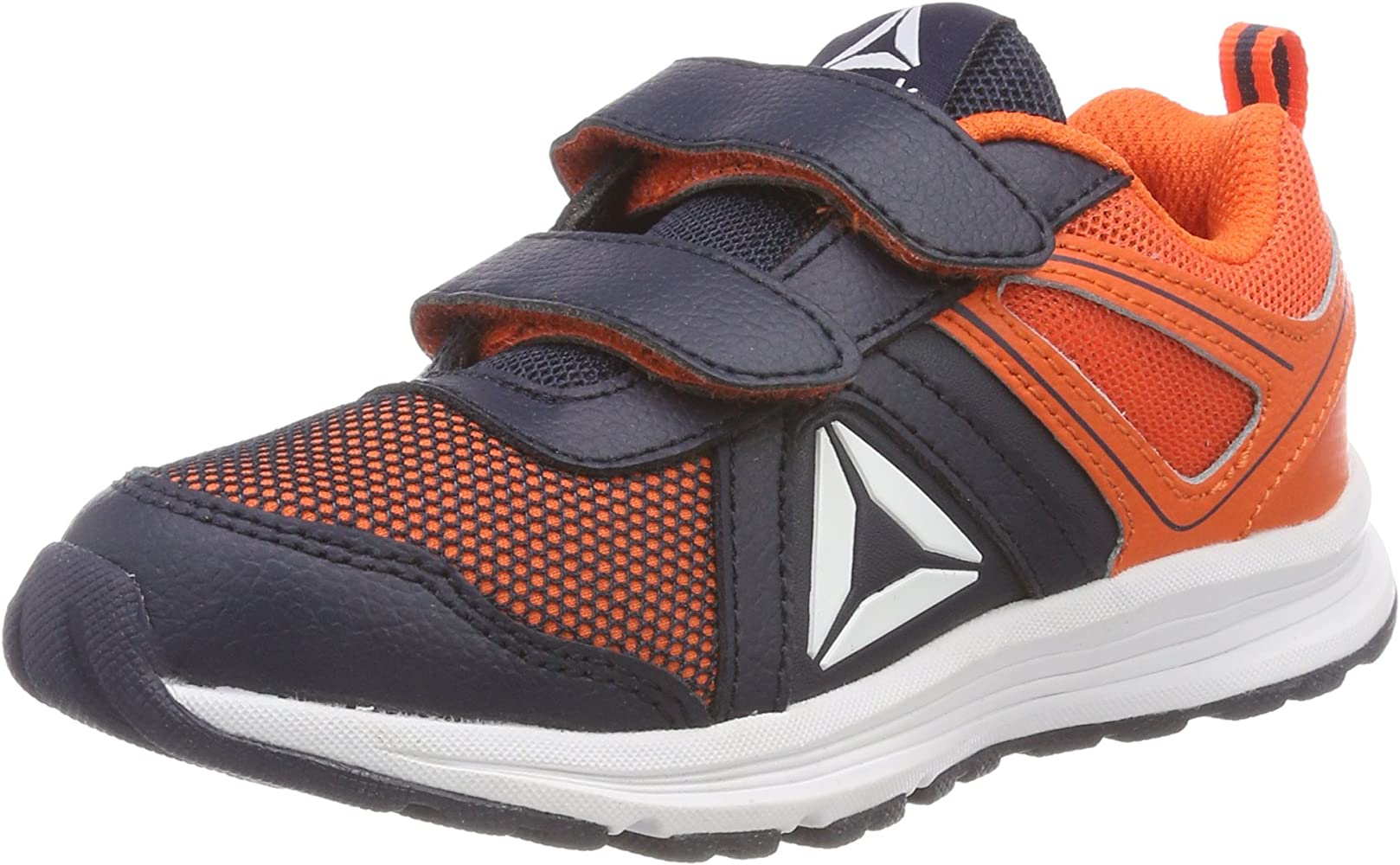 Reebok Almotio 3.0 2V, Zapatillas de Trail Running para Niños, Azul (Collegiate Navy/Bright Lava 000), 29 EU: Amazon.es: Zapatos y complementos