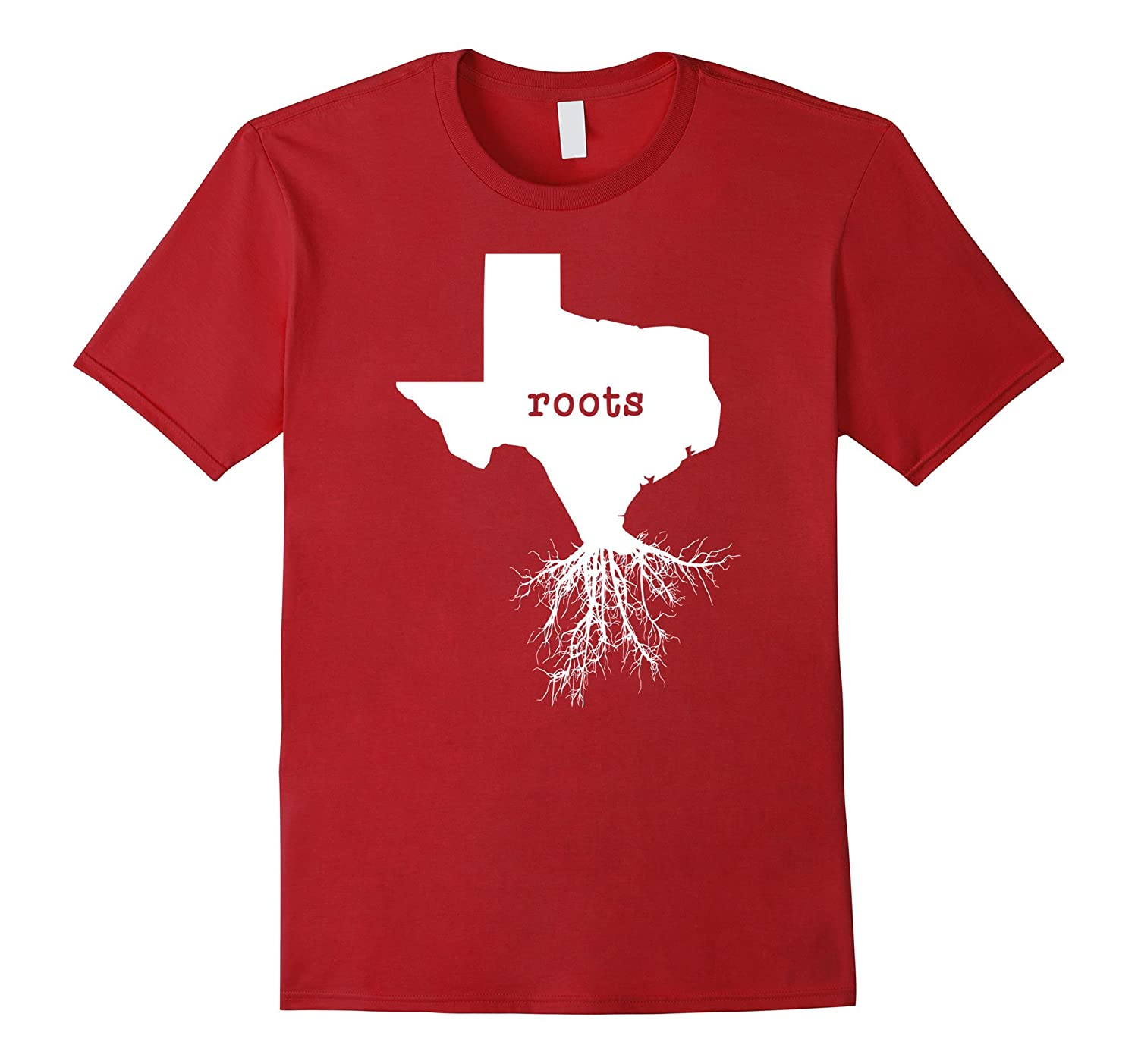 Womens Texas State Roots Heather-Awarplus