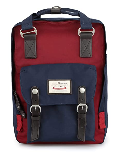 19edc9a42334 Image Unavailable. Image not available for. Color  Himawari Doughut Backpack  Laptop Backpack College Backpack School Bag 14.9 quot  Travel ...