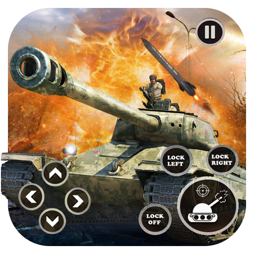 Real Battle of Tanks 2019: Army World War Machines (Best Multiplayer Android Games 2019)
