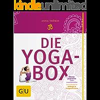 Die Yogabox (GU Buch plus Körper, Geist & Seele)