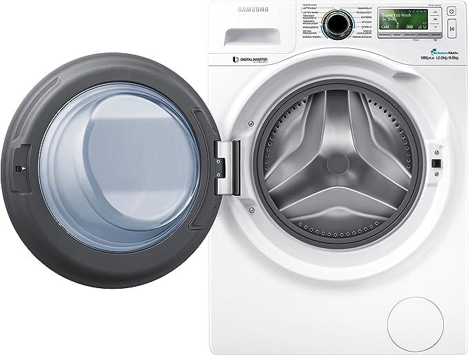 Samsung wd12j8400gw eg waschtrockner 1224 kwh schaumaktiv