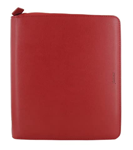 Filofax Pennybridge - Agenda archivador (tamaño A5), color rojo
