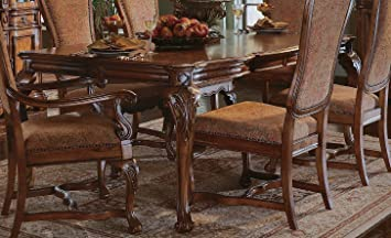 Pulaski La Habana Casa Cristina Collection Leg Dining Table   562230